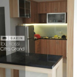 Kitchen Set Model Minimalis Klien Cibubur