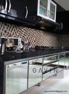 Kitchen Set Bagian Bawah Pak Eddy Di Bekasi
