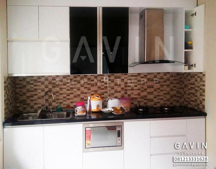 30 Desain Kitchen Set Minimalis By Gavin Di Jakarta Kitchen Set