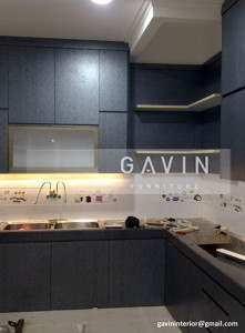 Harga Kitchen Set Dengan Finishing HPL