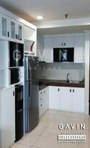 Kitchen Set Finishing Duco Di Cawang