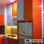 Kitchen Set Jakarta Dengan Kabinet Kulkas