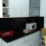 Kitchen Set Minimalis Warna Putih Di Tanah Abang