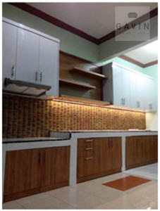 Model Kitchen Set Minimalis Di Cibubur