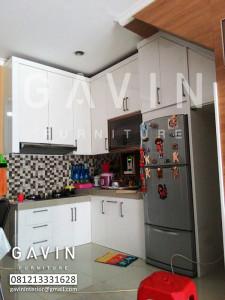 Kitchen Set Bawah Tangga Klien Jakarta