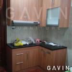 Kitchen Set Mungil Finishing HPL