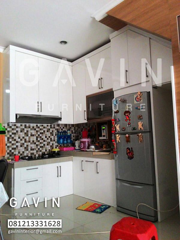 Model Kitchen Set Bawah Tangga Kitchen Set Minimalis Lemari