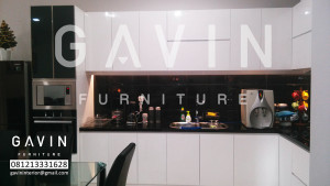 Model Kitchen Set Minimalis Terbaru Gavin