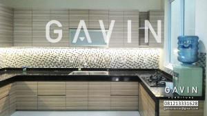 harga kitchen set minimalis murah gavin furniture