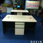 jual meja kantor custom harga murah by gavin
