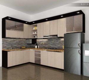 Hasil Pembuatan Kitchen Set Minimalis Di Kemanggisan Kitchen Set