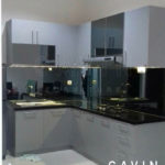 design kitchen set minimalis modern by gavin