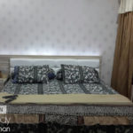 harga bedroom set finishing hpl