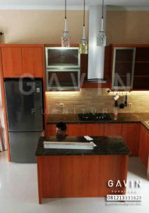 harga kitchen set hpl murah