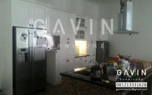 jasa kitchen set klasik finishing duco