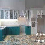 kitchen set design semi klasik by gavin
