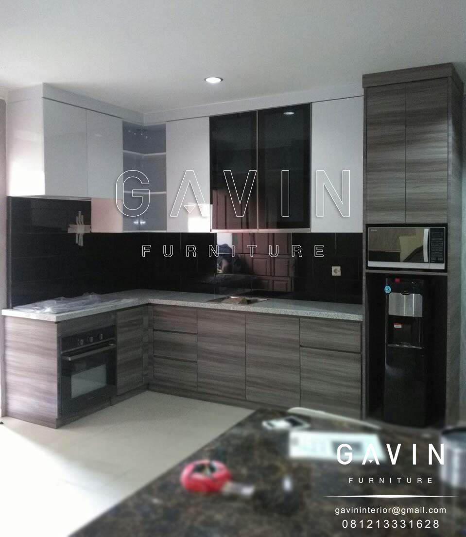 Kitchen set minimalis by gavin furniture