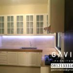 model kitchen set klasik finishing duco