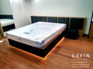 pembuatan bedroom set custom by gavin