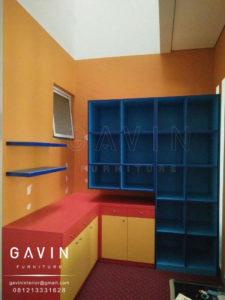 desain kamar bermain anak full color