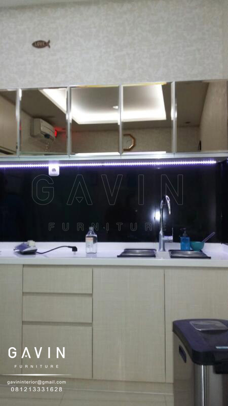 Gavin Furniture Jual Kitchen Set Minimalis Di Benhil Kitchen Set