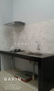 jasa pembuatan kitchen set gavin furniture