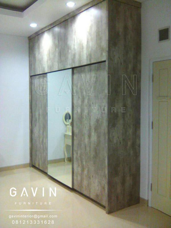 Harga lemari sliding 3 pintu kitchen set minimalis for Harga kitchen set duco per meter