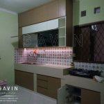 contoh kitchen set HPL TH 150 AA project Depok Q2759