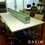 gambar meja kerja minimalis custom
