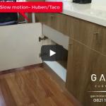 Engsel Hidrolik Pintu Kaca Untuk Kitchen Dan Cabinet Kitchen Set