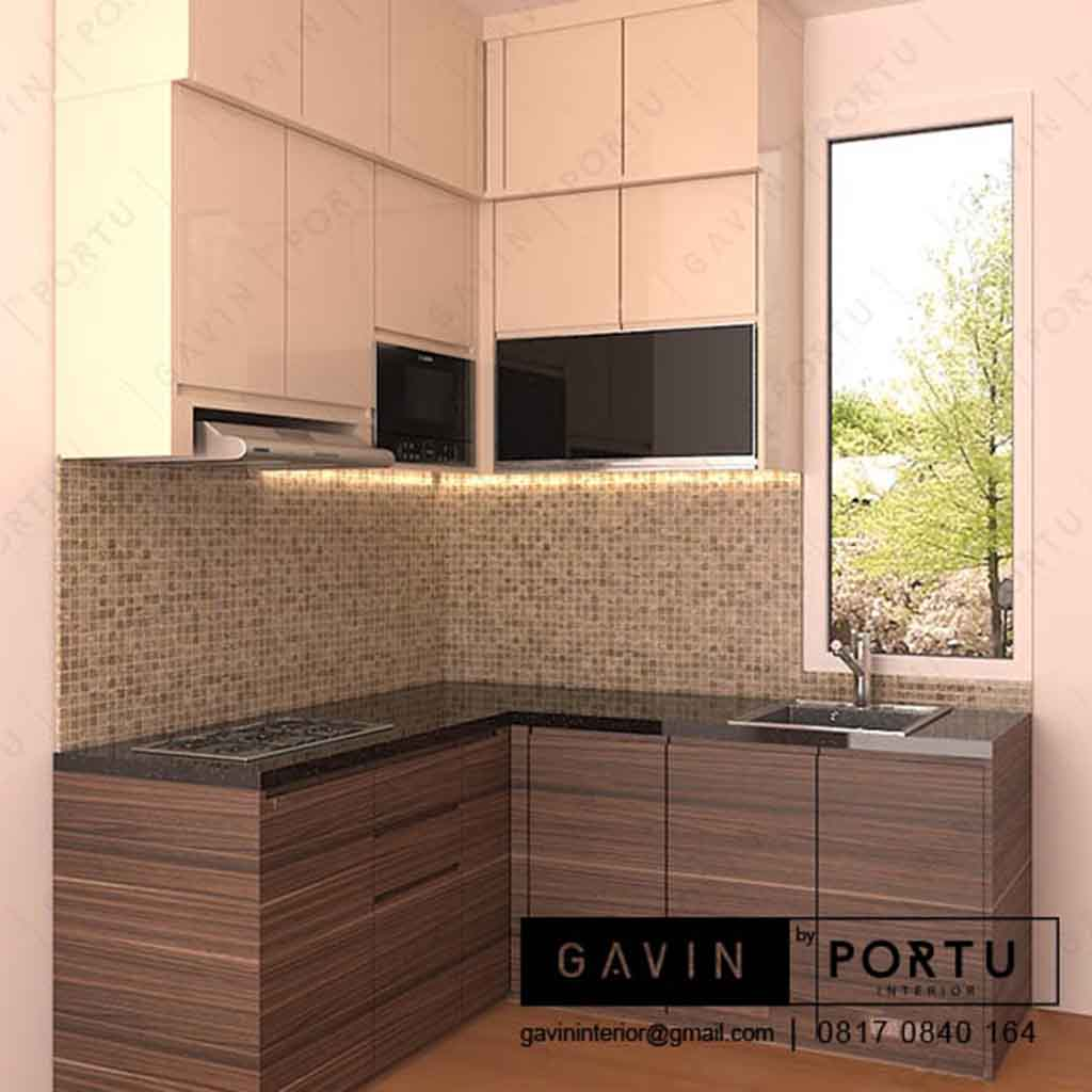 Buat Design Kitchen Set Dapur Kecil Dan Sederhana Id3220 Kitchen