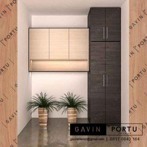 kabinet gantung dinding design minimalis by gavin id3207