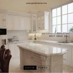 desain kitchen set klasik custom di Bintaro id2524