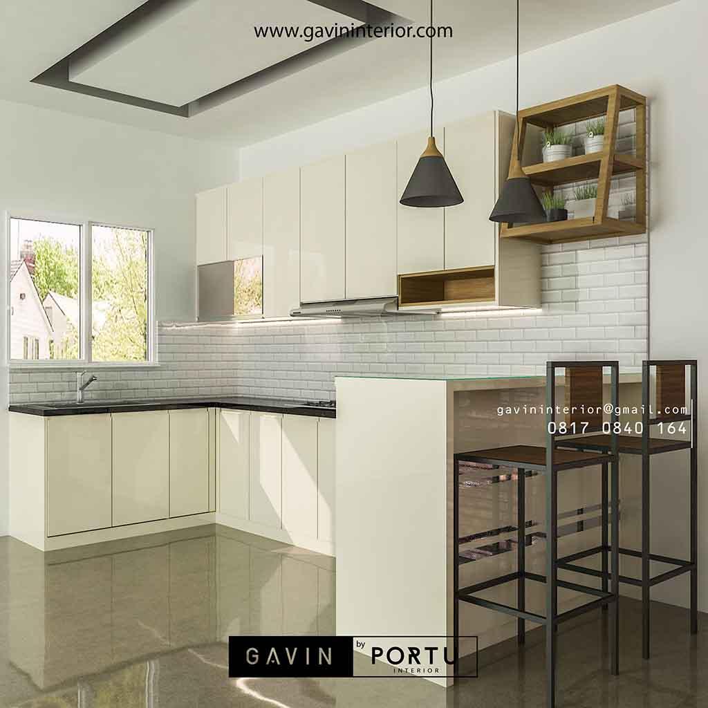 Dapatkan Harga Kitchen Set Minimalis Murah Untuk Perumahan ...