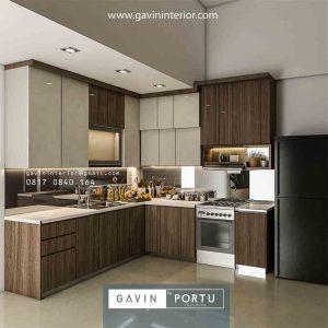 Jual Kitchen Set Custom Desain Terbaru Harga Terjangkau