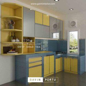 kitchen set beton kombinasiwarna