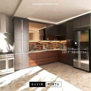 model kitchen set minimalis 2020