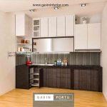 Contoh Kitchen Set Gaya Minimalis Pasang Klien Casa Jardin Cluster Dianella Cengkareng id4036