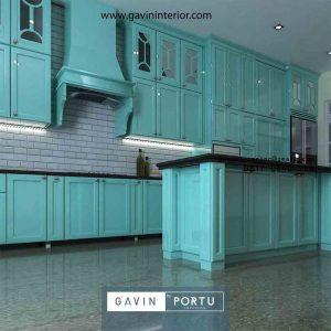Contoh kitchen set klasik ID4329T