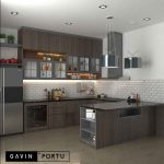 kitchen set-dapur kering id3695