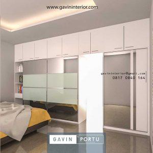 Wardrobe Opsi Terbaik Untuk Membuat Desain Interior Modern