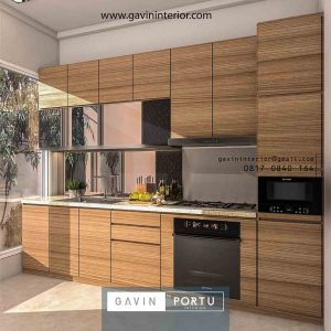 kitchen set minimalis modern terbaru 2020