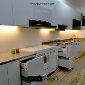 Kitchen Set Jagakarsa Jakarta id4659T