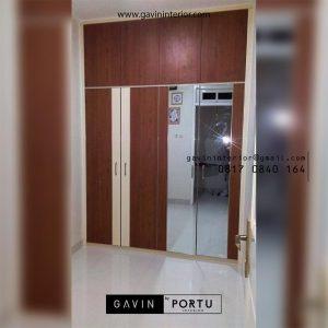 Buat Lemari Pakaian Swing Motif Kayu Pisangan Timur Pulo gadung Jakarta Id3990