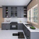 Harga Kitchen Set Dengan Pembuatan Custom ID4935PT