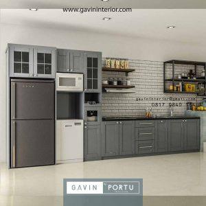 Buat Kitchen Set Fungsional & Semakin Menawan