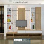 Ide Desain Credenza TV Bikin Semakin Cantik Tampilan Ruangan